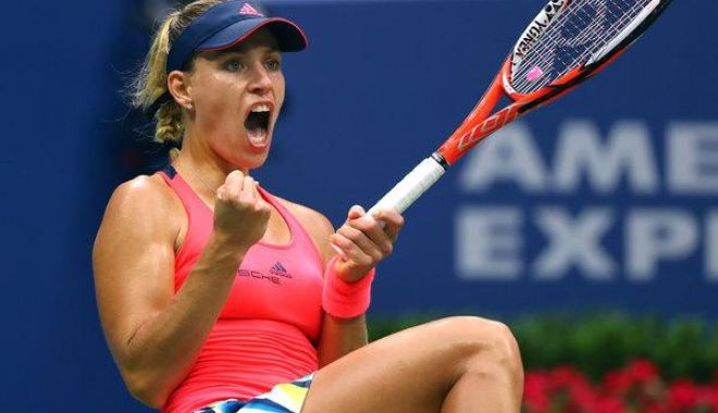 Foto: Tenis - Fed Cup: Angelique Kerber ar putea rata barajul dintre Germania şi Letonia