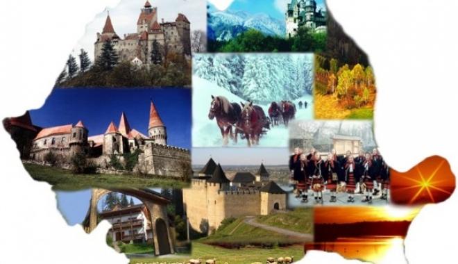Foto: Bani mai mulţi pentru promovarea turismului românesc