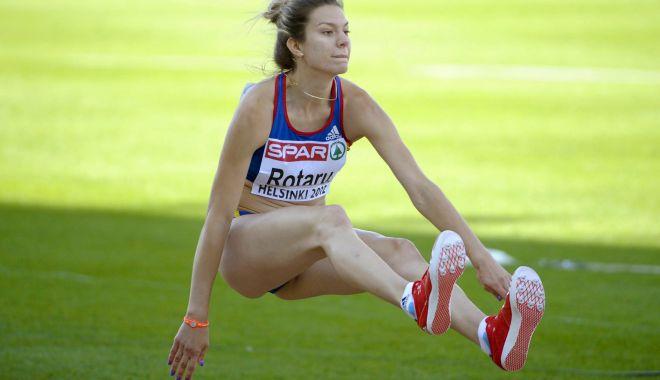 Foto: 12 români la Europenele de atletism indoor, din Scoţia