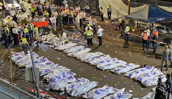 Doliu în Israel după busculada soldată cu 45 de morți - 12-1619963242.jpg