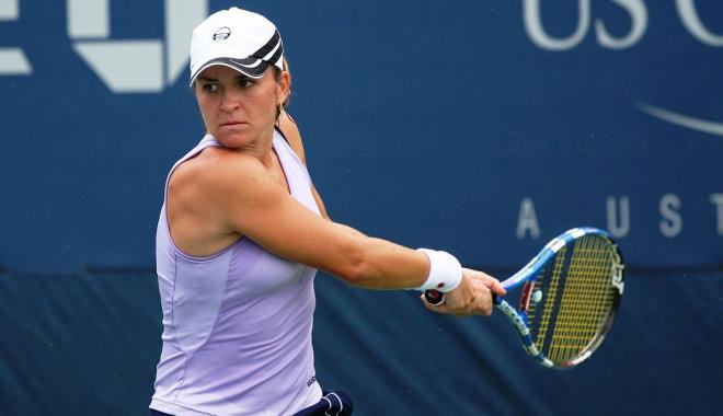 Foto: Tenis: Alexandra Dulgheru, învinsă în optimi la Nantes