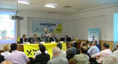 """Foto: """"Maritima 2010"""" a lansat proiectul renaşterii flotei sub pavilion românesc"""