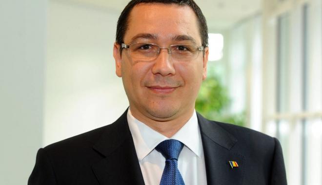 "Foto: Victor Ponta: ""Astăzi mi-am depus demisia în alb"""