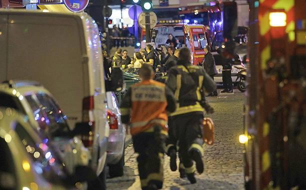 Foto: Cine sunt autorii atentatelor din Paris
