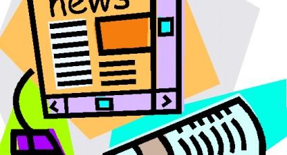 Foto: Ştirile online au luat faţa ziarelor în SUA