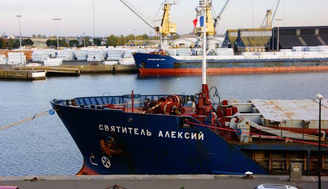 Foto: 130 de nave sub standard au fost reținute în porturile de la Marea Neagră