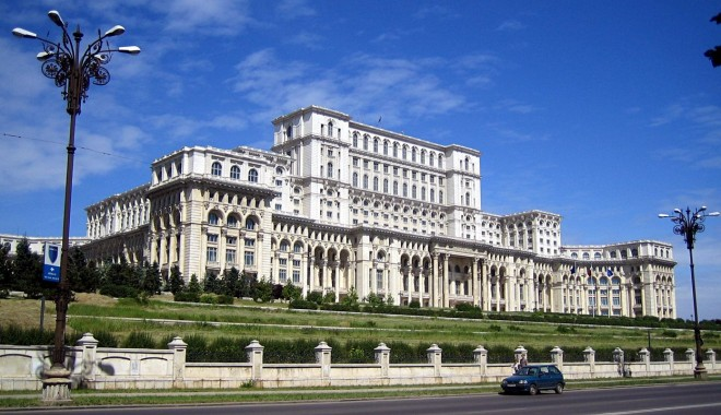 Foto: Palatul Parlamentului, pe locul al treilea într-un TOP al celor mai impunătoare clădiri din lume