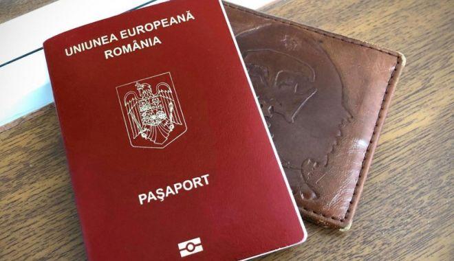 Foto: Legea privind prelungirea termenului de valabilitate a paşaportului electronic la 10 ani a fost promulgată