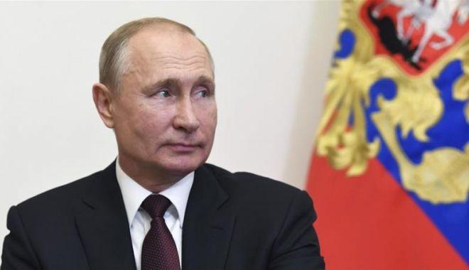 Foto: Rusia: Referendum de o săptămână pentru alegerea lui Vladimir Putin președinte pe viață