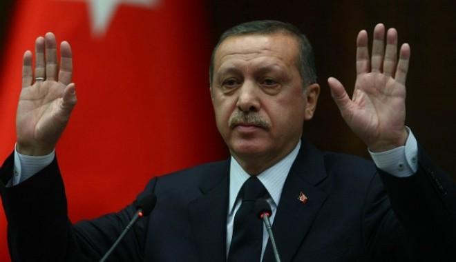 Foto: Recep Tayyip Erdogan a câştigat alegerile prezidenţiale din Turcia