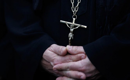 """Foto: Premieră la Constanţa! Preoţii """"păcătoşi"""" îşi cer iertare public"""