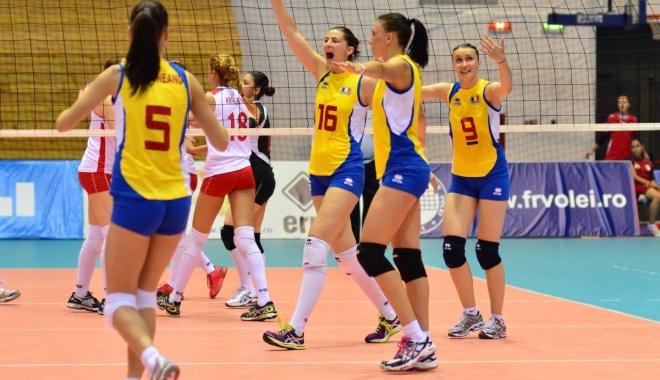 Foto: VOLEI FEMININ / CSM Târgoviște a câștigat Supercupa României
