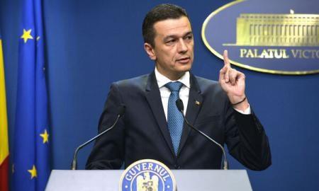 """Foto: Grindeanu: """"Îi cer lui Dragnea să îşi asume criza. Să demisioneze şi demisionez şi eu"""""""