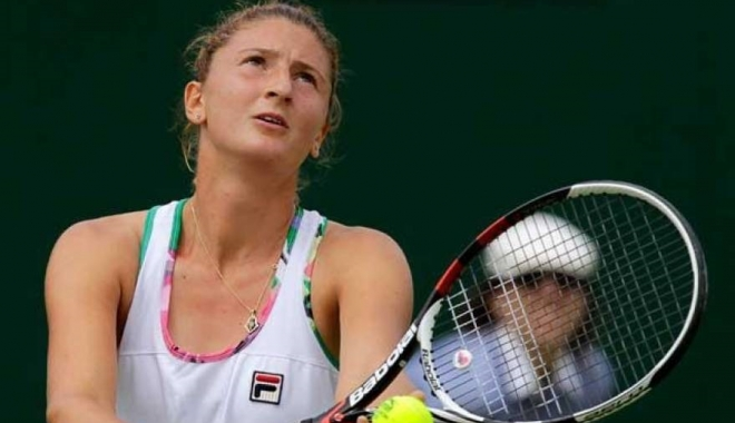 Foto: TENIS / Irina Begu, calificată în sferturile turneului ITF de la Southsea