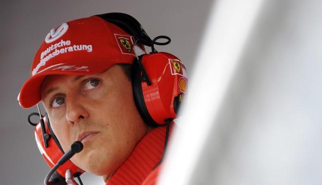 Foto: Anunţul făcut de purtătorul de cuvânt al familiei Schumacher