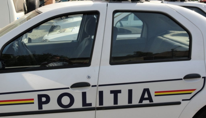 Foto: Prinşi în flagrant de către poliţiştii constănţeni