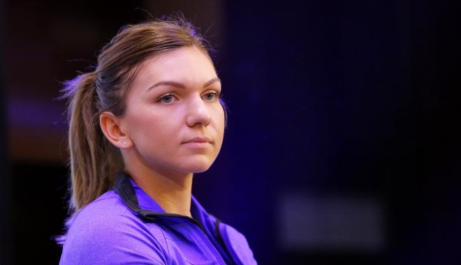 Foto: Simona Halep, promisiune pentru toţi iubitorii de tenis din România