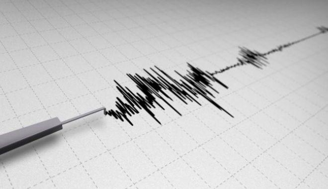 Foto: Al patrulea cutremur în trei zile, în zona Vrancea. Seismul s-a produs de dimineaţă