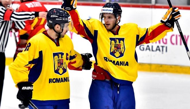 Foto: HOCHEI / România a învins Australia, la Galaţi