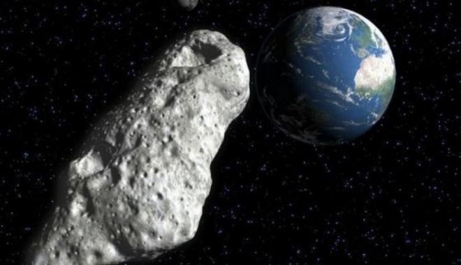 FENOMEN IMPORTANT / Meteorit cât şase terenuri de fotbal, în viteză spre Pământ. Ce spune NASA