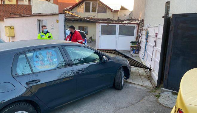 Jandarm la datorie și în timpul liber: a prins un șofer beat care voia să fugă de la locul accidentului - 14martjandarmladatorie2-1615717404.jpg
