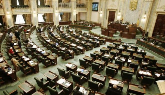 Foto: Revizuirea Constituţiei va fi decisă de Senat