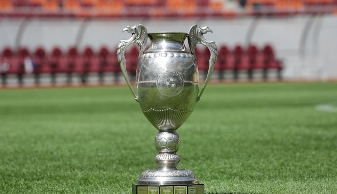 Foto: CUPA ROMÂNIEI. Astăzi încep optimile de finală. Programul complet al meciurilor
