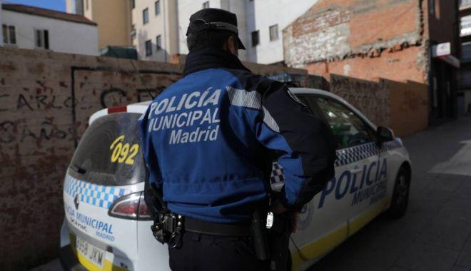 Foto: Român rănit, în Madrid, după ce a sărit să apere o femeie atacată de un agresor cu un cuţit