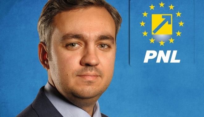 Foto: Liberalul George Niculescu: PNL este singura alternativă credibilă la PSD
