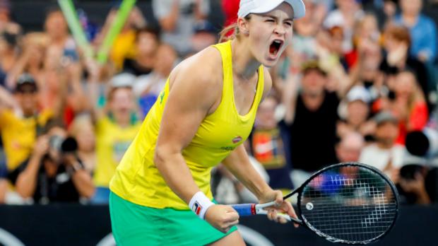 Foto: Australia, prima finalistă a FED CUP 2019. Va juca contra câştigătoarei dintre Franţa şi România