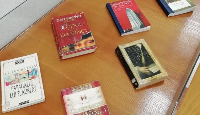 Romane inspirate din opere de artă, la Biblioteca Judeţeană Constanţa - 15770576043078593092420696778772-1614950824.jpg