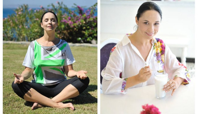 Foto: Ce dietă preferă Andreea Marin