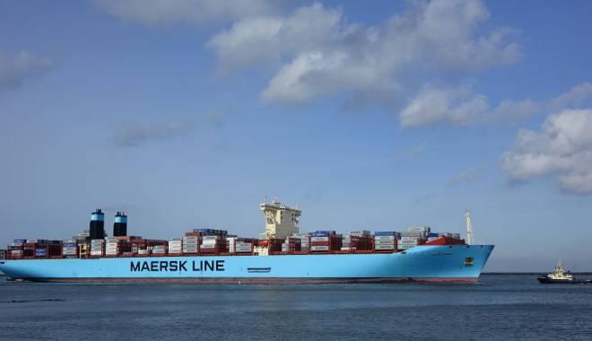 """Foto: Ministerul Afacerilor Externe verificã dacã pe nava """"Maersk Tigris"""" sunt marinari români"""