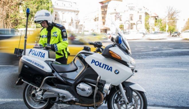Foto: Atenţie, şoferi, Poliţia Rutieră în acţiune, în această noapte