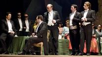 """Foto: Teatrul """"Oleg Danovski"""", ţepuit de o asociaţie caritabilă"""