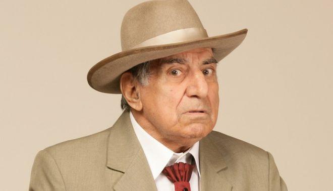 Foto: 91 de ani de la nașterea actorului Jean Constantin. Ce acțiuni se pregătesc in memoriam