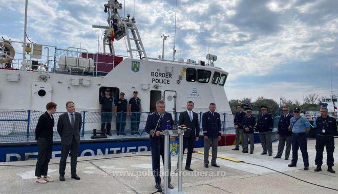 GALERIE FOTO. Conducerea FRONTEX, în vizită la Grupul de Nave Mangalia - 16317872987514380s4-1631791895.jpg