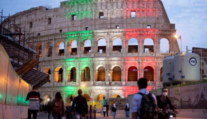 Foto: Colosseumul din Roma și câteva dintre bijuteriile culturale ale Italiei s-au redeschis!