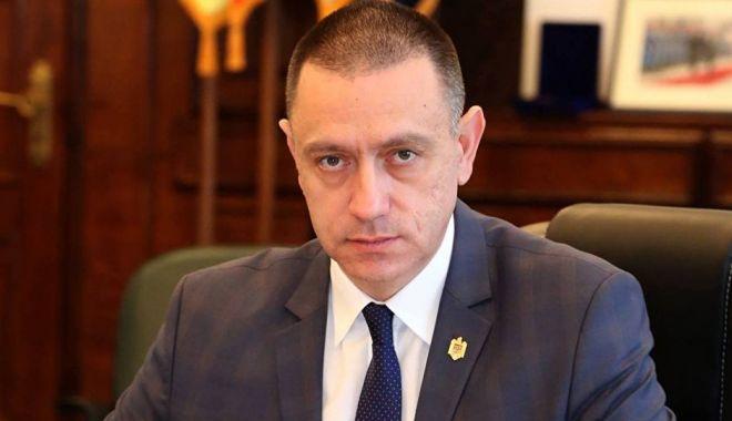 Foto: Mihai Fifor, interimar la MAI