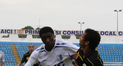 Foto: Kehinde Fatai a marcat ultimul gol al Farului în Antalya
