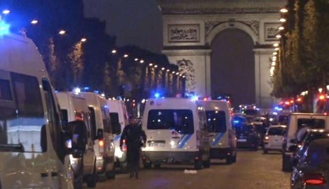 Foto: ATAC ARMAT PARIS / Autorul avea antecedente penale, dar nu era cunoscut ca militant