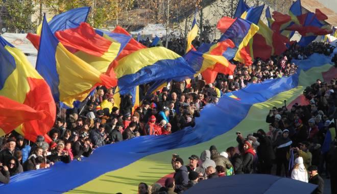 Foto: 1 Decembrie, ZIUA NAŢIONALĂ a României.  LA MULŢI ANI, ROMÂNI!