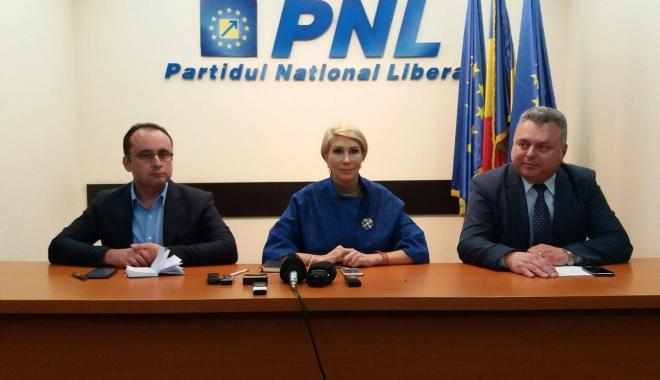 UPDATE. DISPUTE PRIVIND ALEGERILE ÎN PNL! / Preşedintele liberalilor, Raluca Turcan, prezentă la Constanţa. Iată principalele declaraţii