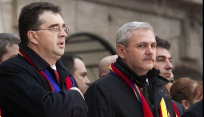Foto: Marian Oprișan: Dacă PSD ia sub 30% și pierde alegerile, atunci Dragnea trebuie să demisioneze