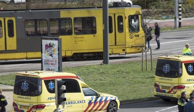 Foto: Atacatorul din Utrecht a lăsat o scrisoare. Ce reiese de acolo