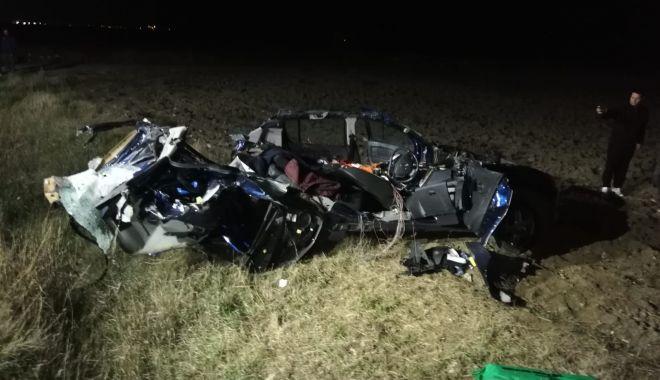TRAGEDIE PE ȘOSEA! Bărbatul mort în accidentul de la Lumina, șef în aparatul central APIA - 17novmortaccidlumina2-1605603838.jpg