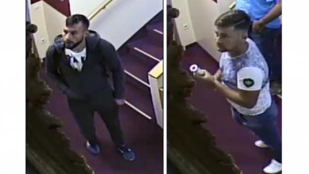 Foto: Doi români, căutaţi de Poliţie după ce au tâlhărit o casă din Austria, rănind grav proprietarul acesteia
