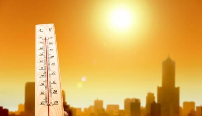 Foto: Caniculă la Constanţa. Indicele de disconfort termic, aproape de pragul critic