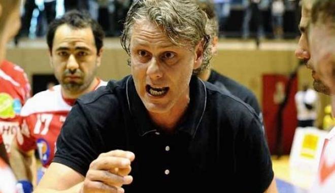 Foto: Antrenor francez la HC Dobrogea Sud din vară