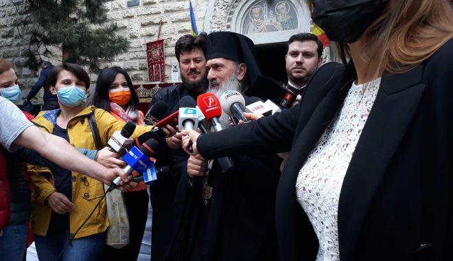 IPS Teodosie, despre acuzaţiile Patriarhiei, referitoare la înfiinţarea Mitropoliei Tomisului - 18857629953157461452627172618588-1621595773.jpg